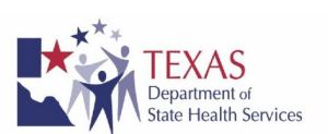 Texas Dept of State Health Services